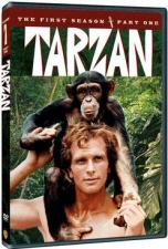 Tarzan (1966) Season 1, Part 1 DVD