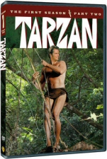 Tarzan (1966) Season 1, Part 2 DVD