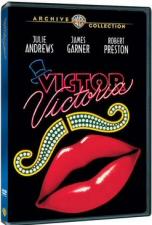 Victor Victoria Warner Archive DVD