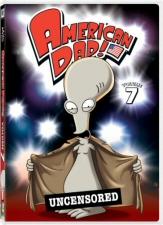 American Dad, Vol. 7 DVD