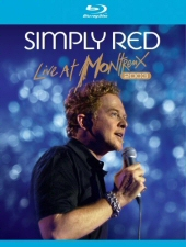 Simply Red Live in Montreux Blu-Ray