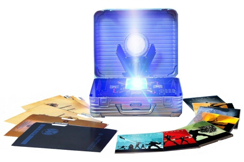 Marvel Cinematic Universe: Phase One Blu-Ray Limited Edition