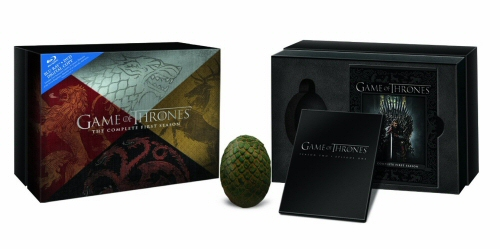 Game of Thrones: The Complete First Season Collectors Edition