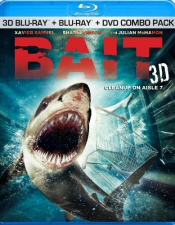 Bait 3D Blu-Ray