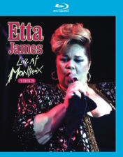 Etta James: Live at Montreux Blu-Ray
