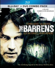 Barrens Blu-Ray