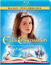 Ella Enchanted Blu-Ray