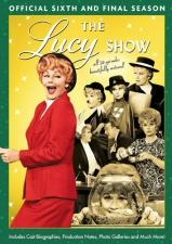 Lucy Show Season 6 DVD
