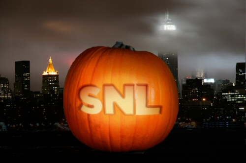 Saturday Night Live Halloween Pumpkin