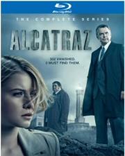 Alcatraz: Complete Series Blu-Ray