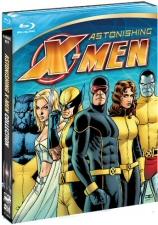 Astonishing X-Men Blu-Ray Set
