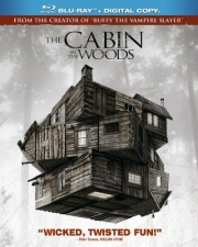 Cabin in the Woods Blu-Ray