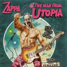 Frank Zappa: Man From Utopia CD