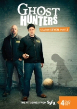 Ghost Hunters: Season Seven, Part 2 DVD