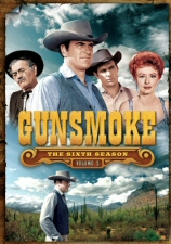 Gunsmoke: The Sixth Season, Vol. 2 DVD