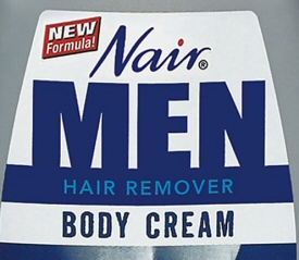Nair For Men