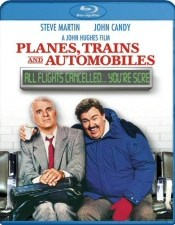 Planes Trains and Automobiles Blu-Ray