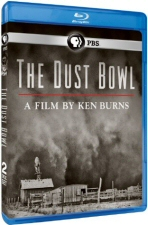 Ken Burns: Dust Bowl Blu-Ray