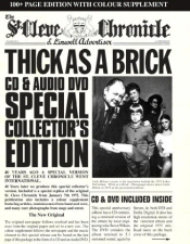Jethro Tull: Thick as a Brick Special CD DVD Collectors Edition