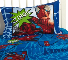 Spider-Man Sheets