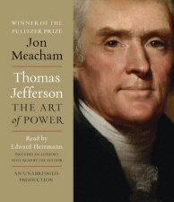 Thomas Jefferson: Art of Power Audiobook