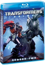 Transformers Prime: Season 2 Blu-Ray