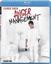 Anger Management Season 1 Blu-Ray