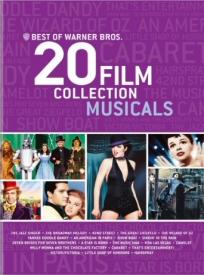 Best of Warner Bros: 20 Film Collection: Musicals DVD