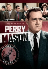 Perry Mason Season 8, Vol. 2 DVD