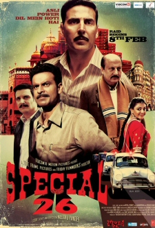 Special 26 - Special Chabbis - movie poster