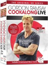Gordon Ramsay: Cookalong Live DVD