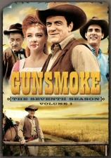 Gunsmoke Season 7, Vol. 1 DVD
