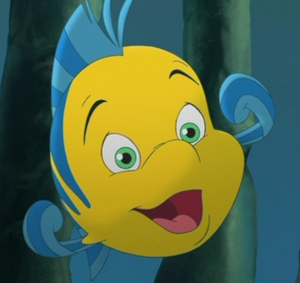 Flounder from The Little Mermaid
