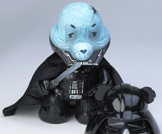 Darth Vabear by Keith Corcoran