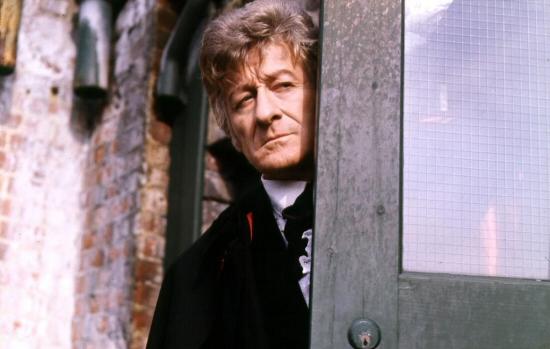 Jon Pertwee, the Third Doctor