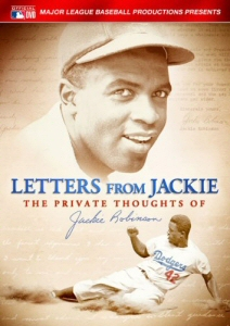 Letters From Jackie Robinson DVD