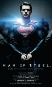 Man of Steel movie novelization