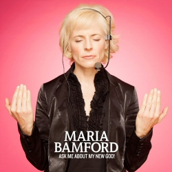 Maria Bamford: Ask Me About My New God CD/DVD