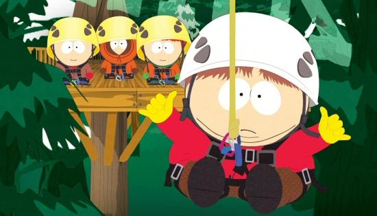 South Park Season 16 Blu-Ray