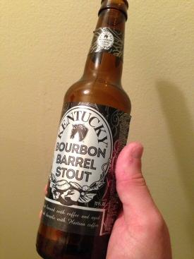 Kentucky Bourbon Barrel Stout