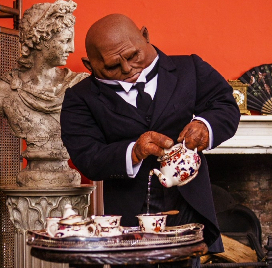 Strax from Doctor Who: Deep Breath