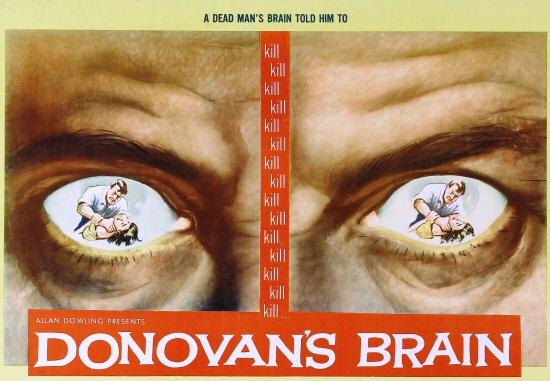 Donovans Brain 1953