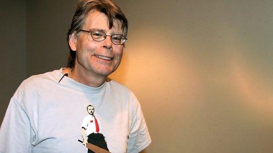 Stephen King on Desert Island Discs