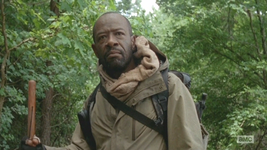 Lennie James from The Walking Dead