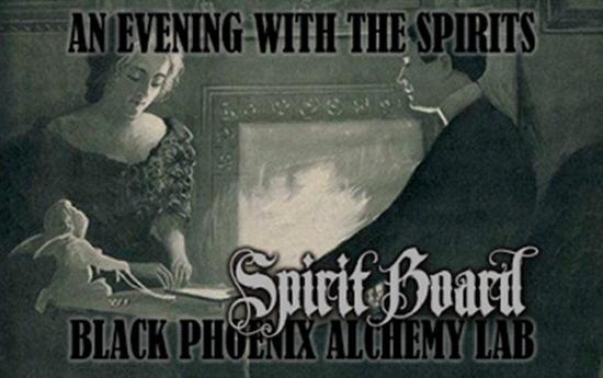 Black Phoenix: Spirit Board