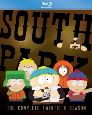 South Park-The Complete Twentieth Season