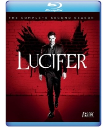 Lucifer Season Two Blu-ray