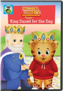 Daniel Tigers Neighborhood King Daniel Day DVD