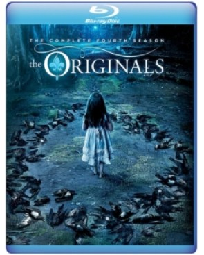 Originals Season Four Blu-ray