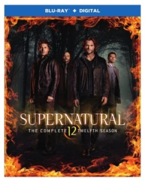 Supernatural Season Twelve Blu-ray